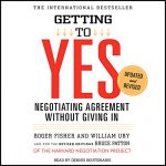 Keri Nail Recommended Reading - Getting to Yes by by Roger Fisher William L. Ury