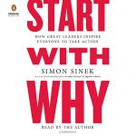 Keri Nail Recommended Reading - Start With Why by by Simon Sinek